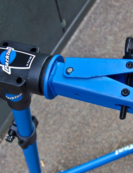 The Park Tool PCS-10 repair stand is an obvious choice for many