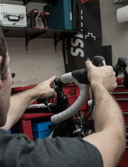 Your average cyclist knows his way around a toolset