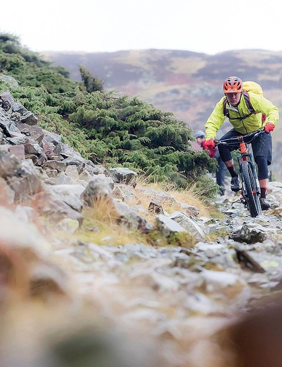 Guy Kesteven puts the T-130 S through its paces in the Lake District, UK