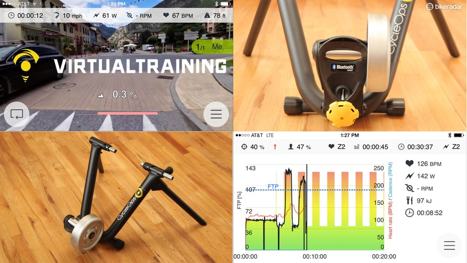 Cycleops powersync bluetooth smart bikeradar