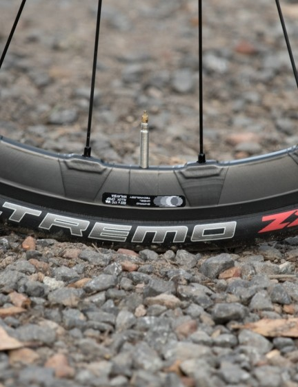 Quality rubber from the Germans, these are lightweight, reasonably puncture resistant, compliant and full of traction - just not tubeless compatible