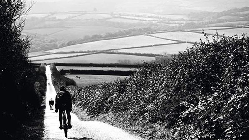 Quiet country roads, away from the hustle and bustle of main roads, are the setting for many sportives