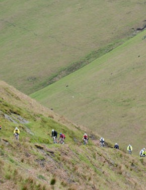 Newlands Pass on the Fred Whitton Challenge is just one of scores of lethal climbs on the 112-mile route