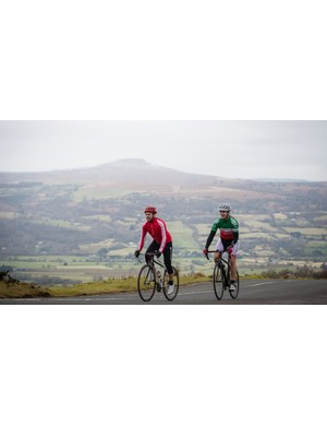 The Velothon Wales route will take in some of South Wales' stunning scenery