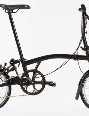 If James Bond were to infiltrate a secret base by bicycle, this stealthy folder would do the trick