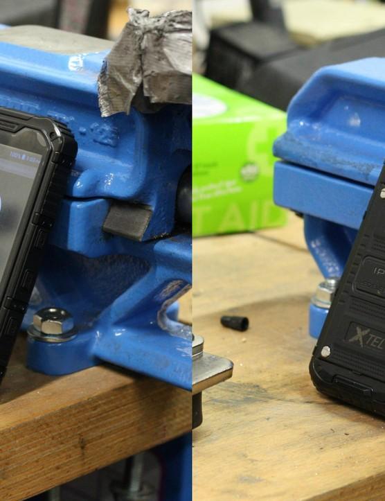 X Systems X-TEL 7000 smartphone