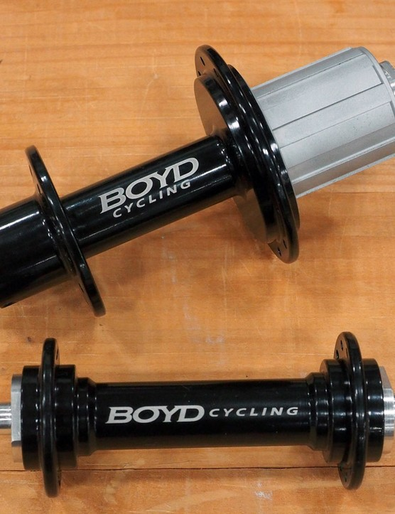 Boyd Cycling's new Eternity road hubset packs some clever features inside its machined aluminum shell
