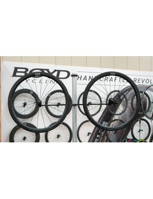 Boyd Cycling will build the new Eternity hubset into a wide range of wheelsets. The new hubs will also be available aftermarket or built-to-order for other wheel companies