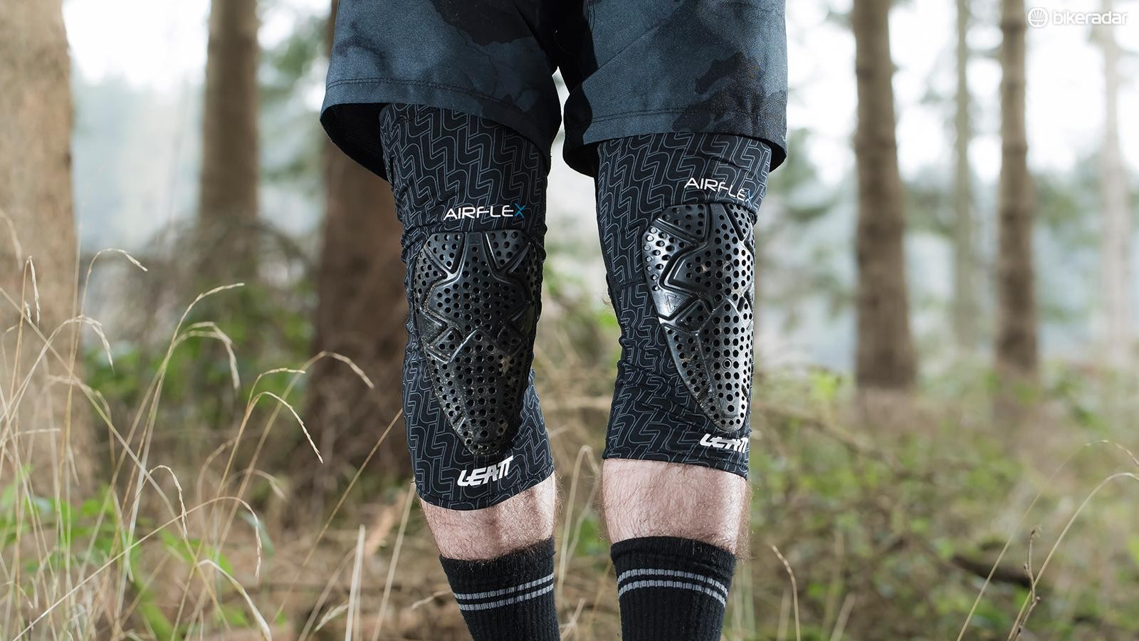 Leatt 3DF AirFlex knee pads