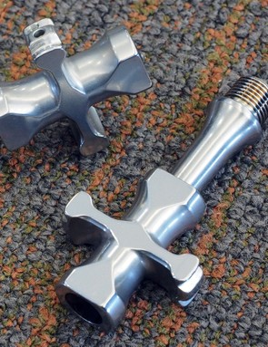 Coombe Engineering is back after a long hiatus with the new Millenium II road pedals