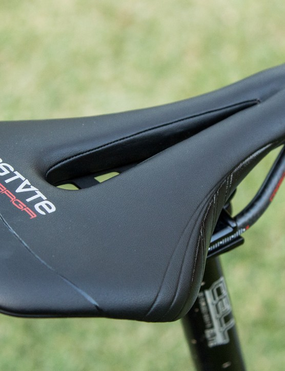 Astute or Astvte? The Pilarga is a great saddle either way