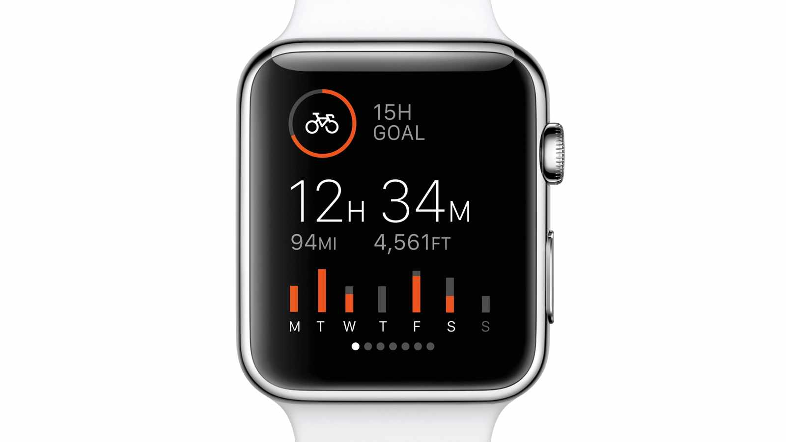 Strava now has an app for the forthcoming Apple Watch