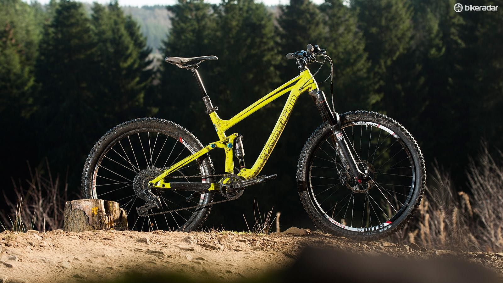 Transition Scout 1
