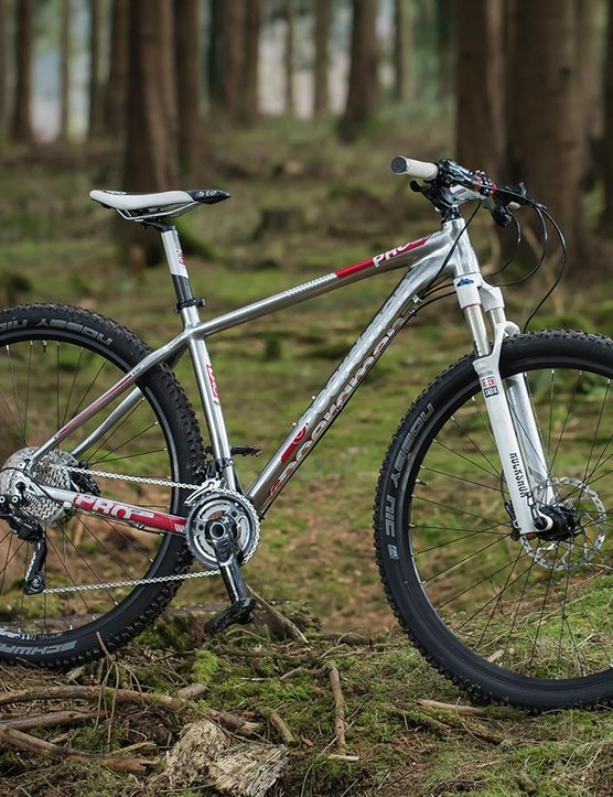 The Pro 29er is a well specced, well mannered hardtail for under a grand