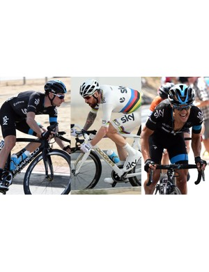 Team Sky's riders worked with Kask to create the