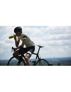 Staying topped up with fuel during your ride will give you the best performance for the training you've done