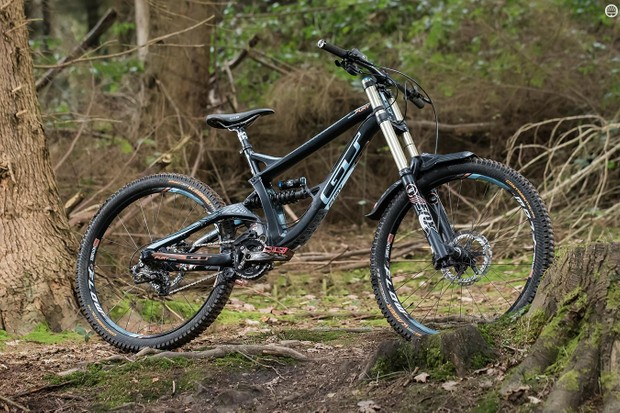 The 650b Fury Team is a bike you can count on to shoot where you point it