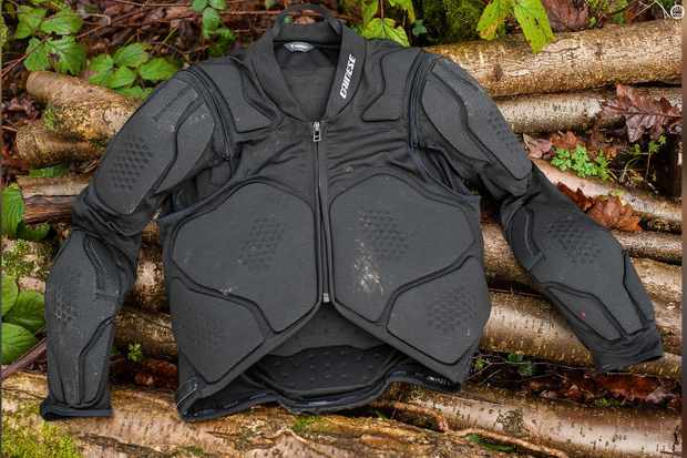 Dainese Rhyolite armour jacket
