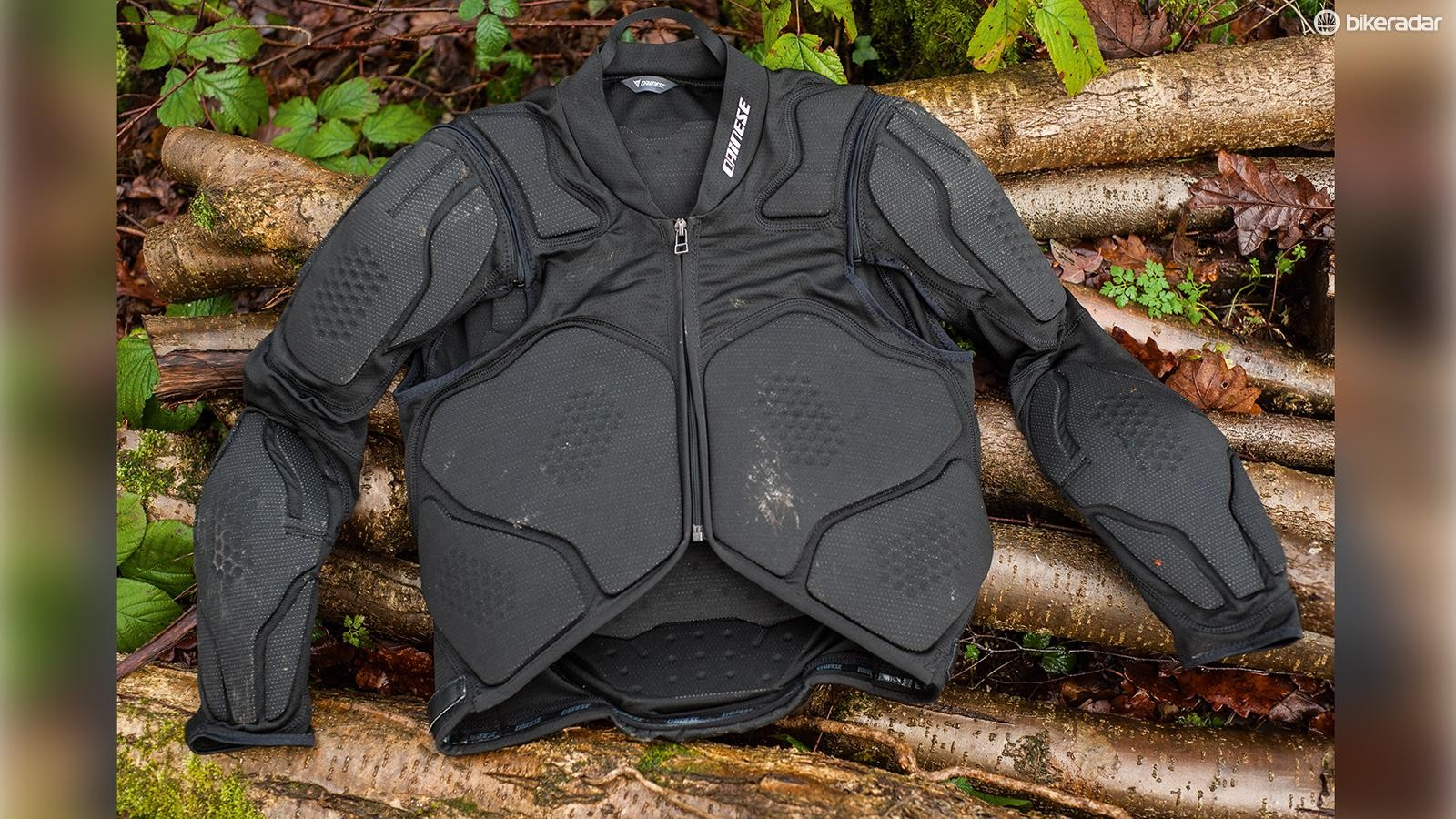 Dainese Rhyolite armour jacket