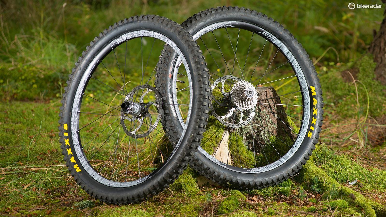 Easton Havoc UST 26 wheelset