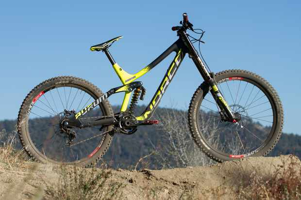 The new Aurum sports bigger wheels and a carbon front end, but that's not all that's new