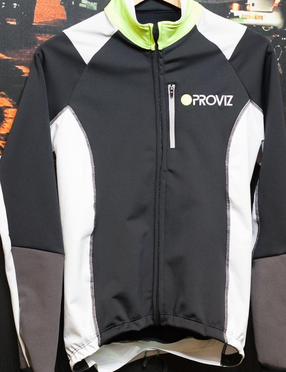 This performance jersey from Proviz marks the start of a new direction for the firm, it's expected to retail for around £125
