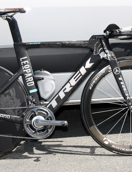 Might the next-generation Trek Madone borrow heavily from the Speed Concept to create the ultimate aero road machine?