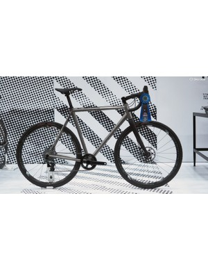 No.22 won the 'Best Cyclocross Bike' award for this stunning Broken Arrow