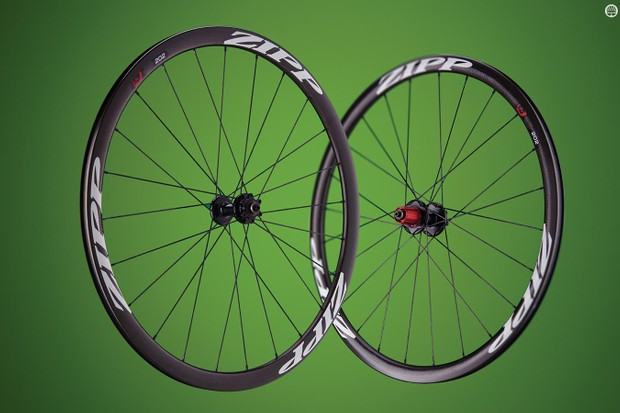 Zipp 202 Firecrest CCL Disc wheels