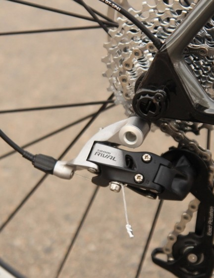 SRAM Rival makes the 4.0 more accessible price-wise