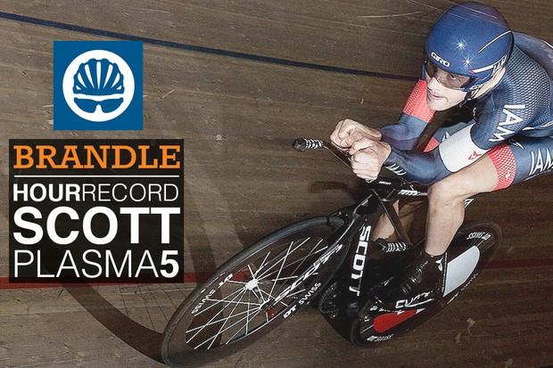 Brändle's Hour Record Scott Plasma 5