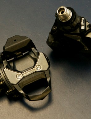 The P1 pedals transmit left/right power data on ANT+ and Bluetooth Smart