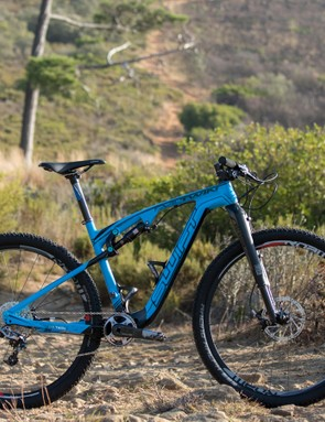 The SwiftCarbon Evil Twin. Available in a choice of team blue (as pictured) or black