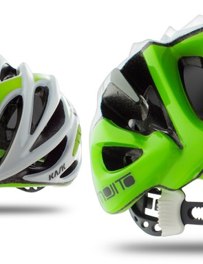 The new Kask Mojito XL is designed for larger Asian heads but will be available internationally