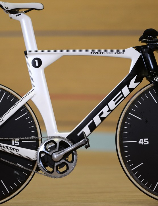 Jens Voigt's Hour Record Trek Speed Concept