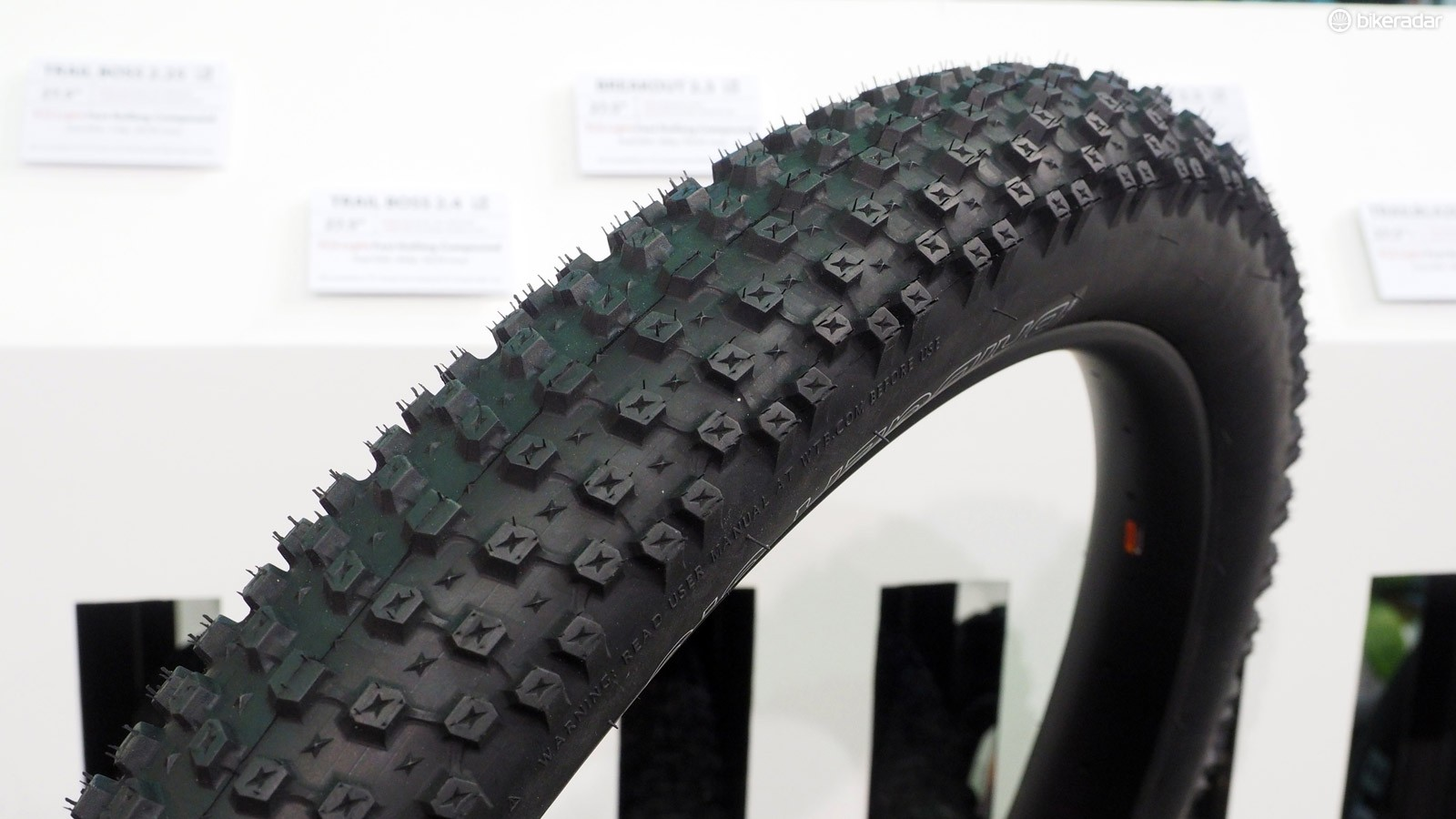 WTB has launched the new Bridger tyre, which has a generous 3.0in width, a versatile looking tread design, and your choice between a lighter and supple casing, or a heavier and tougher one