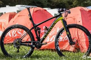 Pro bike: Alban Lakata's Team Topeak-Ergon Canyon Lux CF