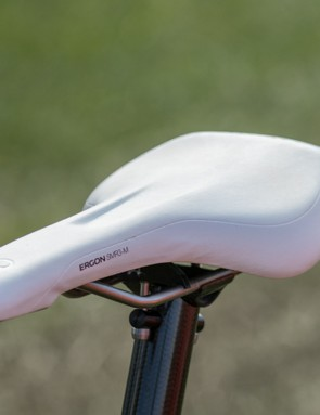 He also helped in the development of the new Ergon SMR3 saddles