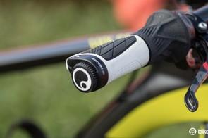 The ridges on the barplug are a clear sign that a Sahmurai Sword tire plug kit hides within