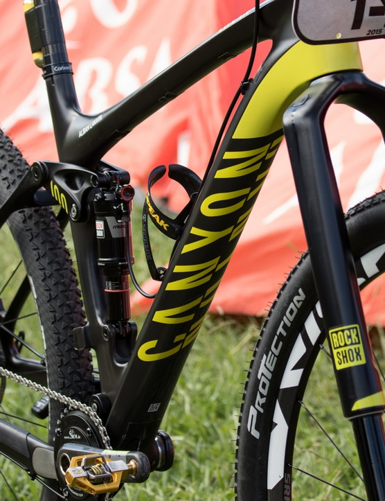 It seems a large majority of the Cape Epic's top riders are on the RockShox RS-1 fork