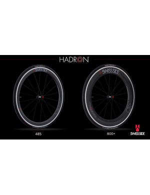 Swiss Side's new Hadron 485 and 800+ wheelsets have market-leading test results