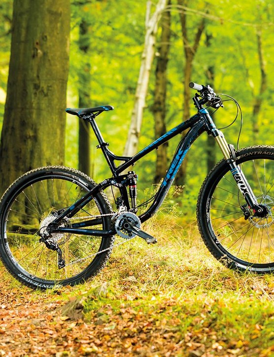 Trek Fuel EX 7 - first ride