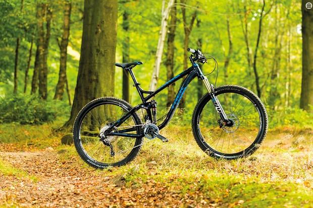 Trek Fuel EX 7 - first ride