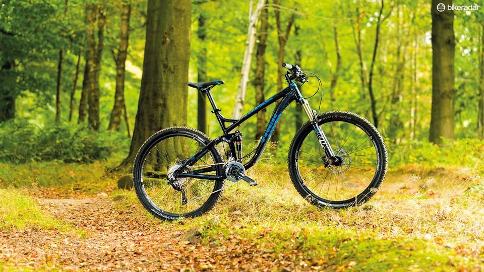 cbd33c8525b Trek Fuel EX 7 - first ride - BikeRadar