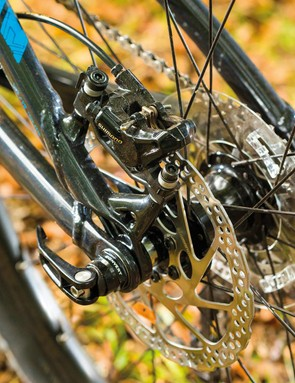 The ABP suspension system is straight off Trek's pricier models