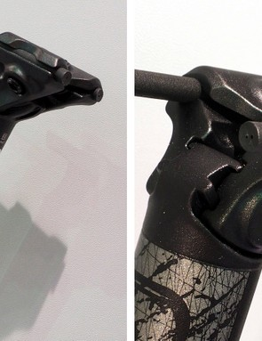 Capping off the Grid family is a fixed aluminum seatpost with a reversible two-bolt head