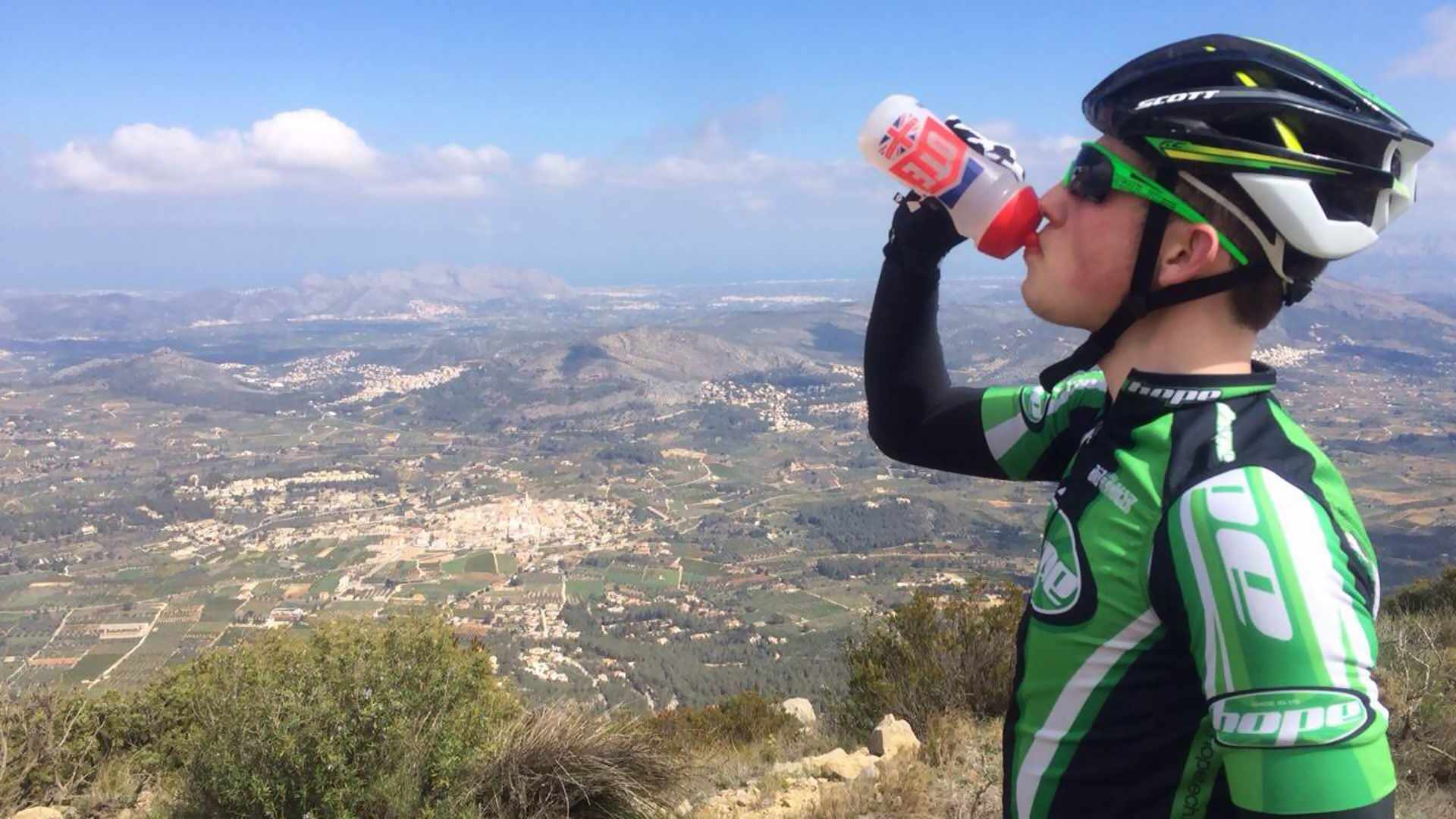 Refuelling properly at the end of a ride is essential for recovery and performance gains