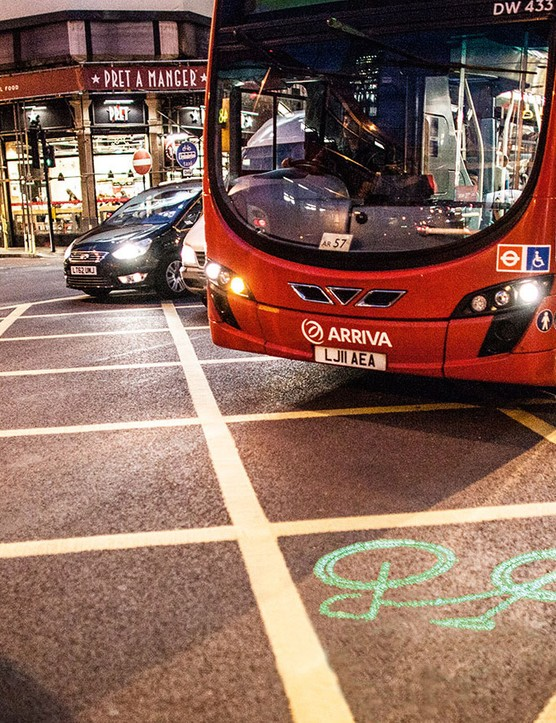 Driving standards in the capital have improved, says the cycling commissioner for London