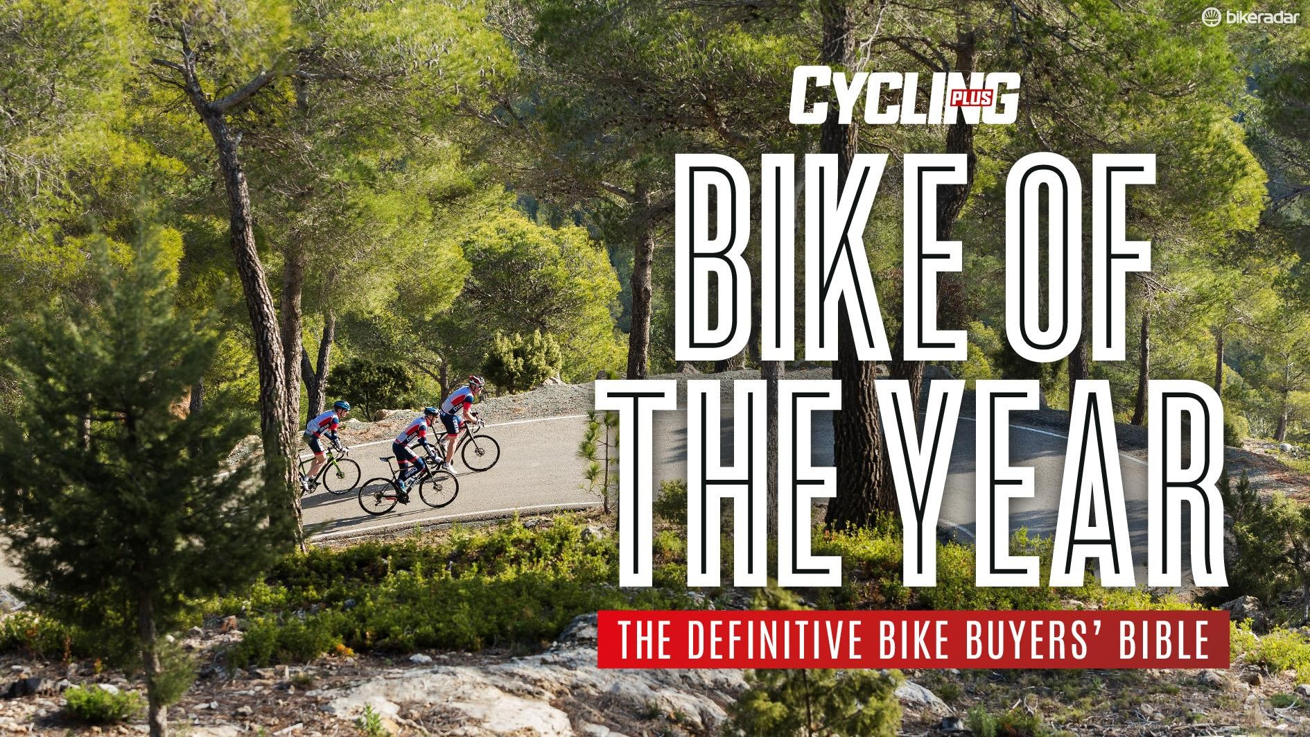 Cycling Plus's Bike of the Year winner will soon be announced