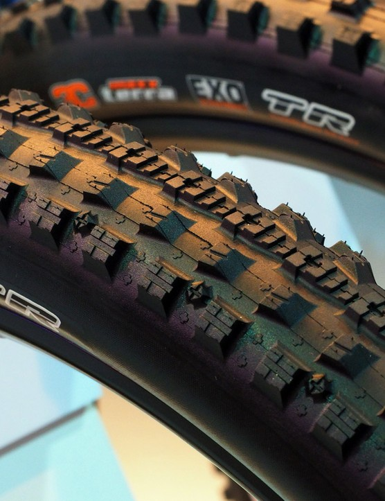 The long-running Maxxis Crossmark turns into the Crossmark II, complete with a more open tread pattern that should retain much of the original's straight-line speed but with better grip in a wider range of conditions